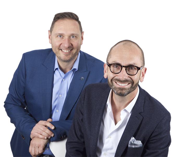 David Gerdolle & Stéphane Browet
